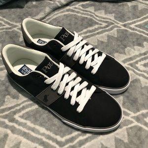 Polo tennis shoes
